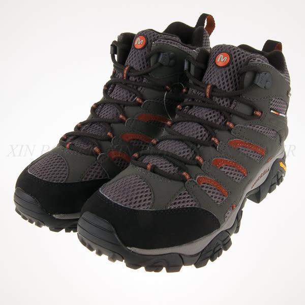 6折出清~MERRELL~ Moab Mid GORE-TEX 高筒 多功能健走鞋 (ML87313)