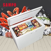 SAMPO 聲寶【SRF-302】297公升 臥式冷凍櫃