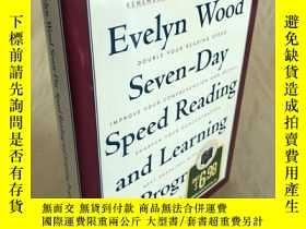 二手書博民逛書店The罕見Evelyn Wood Seven-day Speed Reading and Learning Pro