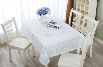 免洗桌布  PVC防水茶幾布【藍星居家】