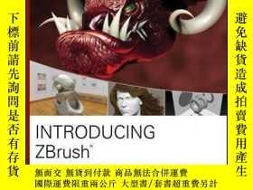 二手書博民逛書店Introducing罕見ZBrush 3rd EditionY410016 Eric Keller ISB