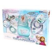 《 Disney 迪士尼 》冰雪奇緣 皇冠珠寶盒組╭★ JOYBUS玩具百貨
