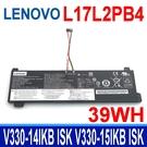 LENOVO L17L2PB4 2芯 電池 5B10R32998 V330-14ISK V330-15IKB V330-15ISK V530-14IKB V530-15IKB