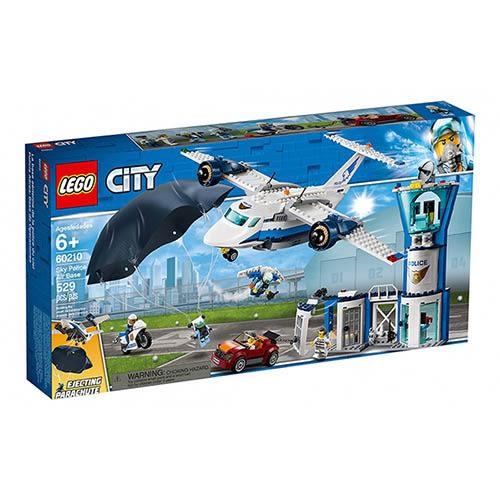 樂高積木 LEGO《 LT60210 》City 城市系列 - 航警航空基地╭★ JOYBUS玩具百貨