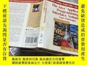 二手書博民逛書店The罕見Java application programmin