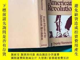 二手書博民逛書店People罕見& Events of the American