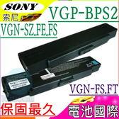 SONY 電池-索尼 電池- VGN-AR11,VGN-AR18,VGN-AR21,VGN-AR91,VGP-BPS2,VGN-FS15TP,VGP-BPS2A,VGP-BPS2B,VGP-BPS2