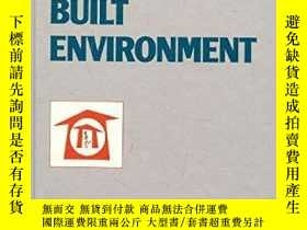 二手書博民逛書店SAFETY罕見IN THE BUILT ENVIRONMENT