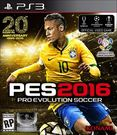 PS3 Pro Evolution Soccer 2016 世界足球競賽 2016(美版代購)
