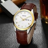 手錶 時尚潮流情侶手錶女士防水學生韓版簡約氣質非機械男錶2019新款 米娜小鋪