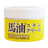 Loshi 馬油保濕乳霜 220g【BG Shop】