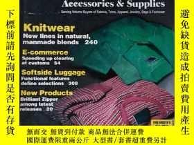 二手書博民逛書店Asian罕見Sources Fashion (JANUARY