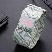 德國黑科技創意紙手錶TUMI圖米新型智能手錶新型潮流紙質杜邦紙p【一條街】