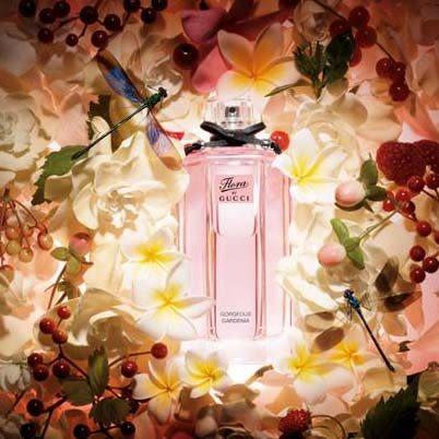 【母親節最實用的禮物】GUCCI古馳 花園香氛 華麗槴子花GARDENIA女性淡香水-5ml [47703]