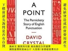 二手書博民逛書店Making罕見A PointY364682 David Crystal St. Martin s Press