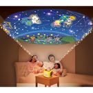 為剛出生的寶寶打造溫馨的環境 天花滿布滿巧虎投影 歡樂與感動滿分!