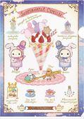 日本製憂傷馬戲團資料夾檔案夾A4文件夾聖代冰淇淋698931通販屋