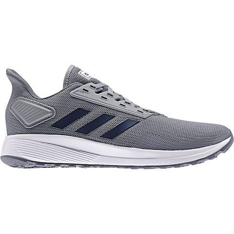 Adidas Duramo 9 Men's Road Running Shoes 灰色慢跑鞋-NO.EE8028