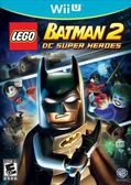 WiiU Lego Batman 2: DC Super Heroes 樂高蝙蝠俠 2:DC 超級英雄(美版代購)