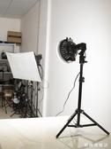 100W太陽燈視頻拍攝補光燈高功率人像服裝拍照攝影棚燈常亮打光燈wy