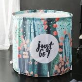 泡澡桶大人洗澡桶家用可折疊充氣浴桶浴缸成人