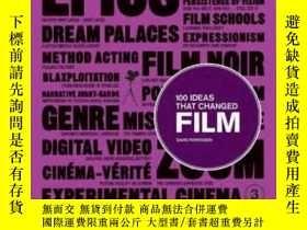 二手書博民逛書店100罕見Ideas That Changed FilmY364682 David Parkinson Lau