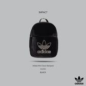 IMPACT Adidas Mini Classic Backpack 黑 絨布 天鵝絨 後背包 小背包 DH2959