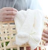 兒童手帕 擦手巾掛式非純棉加厚吸水可愛韓國兒童方毛巾搽手帕卡通家用【快速出貨八折優惠】