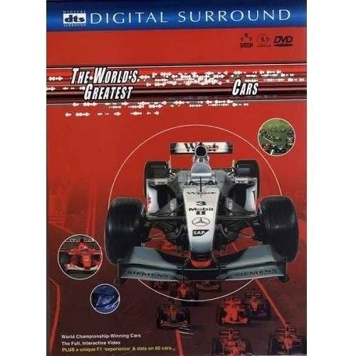 F1賽車DVD The World`s Greatest F1 Cars法拉利 DVD Alfa romeo FERRA