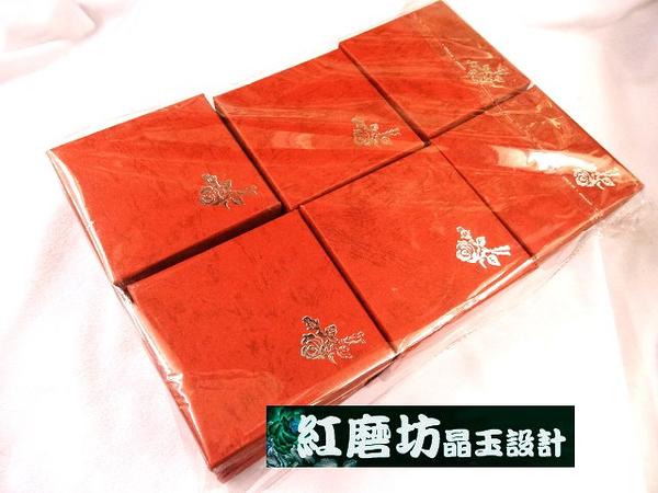 【Ruby工作坊】NO.9R六個一組紅色玫瑰花彩盒(加持祈福)( 過年送禮專用)