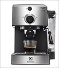 【歐風家電館】Electrolux伊萊克斯 15 Bar半自動義式咖啡機 E9EC1-100S (參考EES200E)