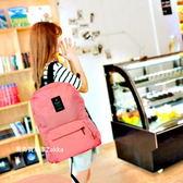 韓國創意品牌 RSD多功能防水旅行後背包 粉色