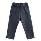 『小鱷魚童裝』仿牛仔刷毛長褲(02號~10號)556680