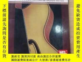 二手書博民逛書店Guitar罕見Melody Chord Playing System(英文版)三本合售Y19246 見圖 見