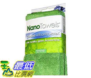 [美國直購] 無化學清潔劑 Nano Towels The #1 Best Selling Eco Friendly Chemical Free Cleaner B00556QVSE