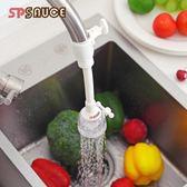 水龍頭過濾器廚房水龍頭花灑噴頭防濺頭自來水節水器過濾器嘴可旋轉加長延伸器