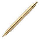 PARKER 經典系列-香檳金桿金夾原子筆