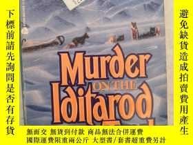 二手書博民逛書店MURDER罕見ON THE IDITAROD TRAILY25624 AVON BOOKS AVON BOO