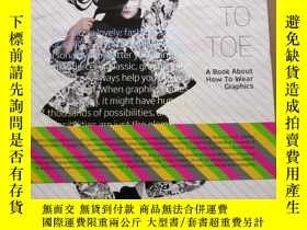 二手書博民逛書店FROM罕見HEAD TO TOE Copyright 2009