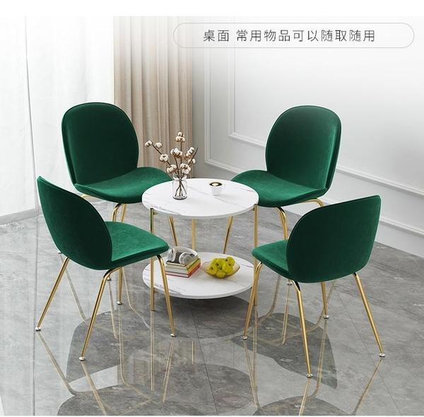 邊櫃 北歐沙發邊櫃臥室小桌子床頭桌陽台簡易茶幾小戶型創意邊幾小圓桌 星隕閣