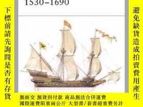 二手書博民逛書店Spanish罕見Galleon 1530–1690 NVG 96 (damaged)-西班牙加隆1530–169