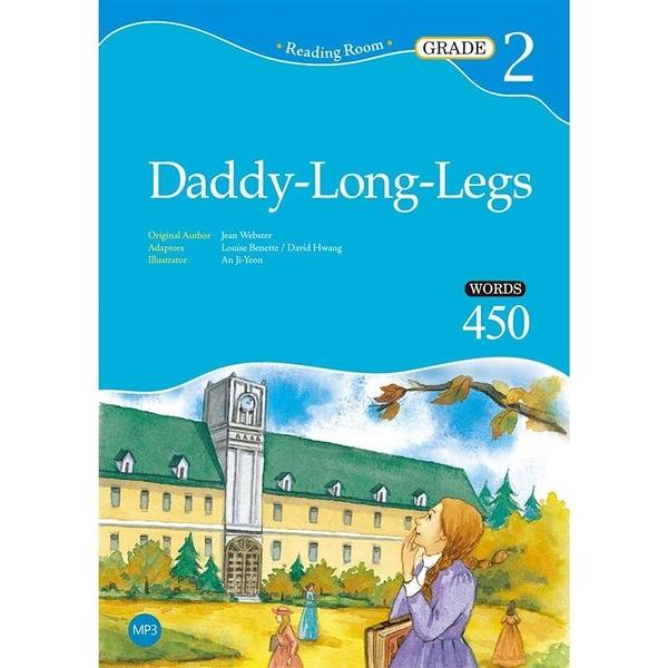 Daddy Long Legs【Grade 2】(2nd Ed.)(25K經典文