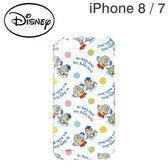 Hamee 日本 迪士尼 透明 繽紛亂花 iPhone8/7 硬殼 手機殼 玩具總動員 (蛋頭夫妻) DCS132TOY