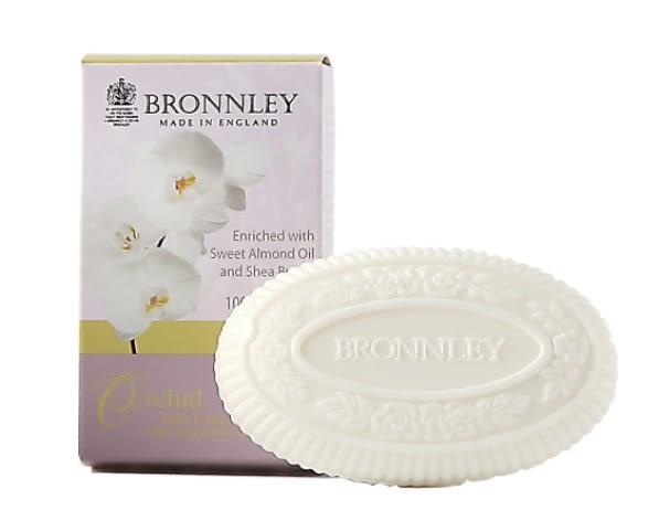 英國Bronnley喜姆地蘭雕花皂 (B164236)