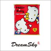 日本 Hello Kitty 水果糖 綜合果汁糖 75g 三麗鷗Dreamsky