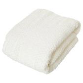 75×150無捻紗 抗菌防臭 純棉大浴巾  BDMAROC WH NITORI宜得利家居