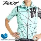 【ZOOT】SU20 RACING 競速系列 女款 超潑水防風背心 湖水綠 Z200300301 原價2500元