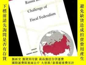 二手書博民逛書店RUSSIA罕見AND THE CHALLENGE OF FIS