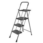 折疊梯 三步家用折疊梯子 人字寬踏板工程樓梯凳加厚