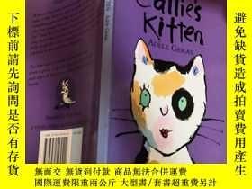 二手書博民逛書店callie s罕見kitten 考利的小貓Y200392